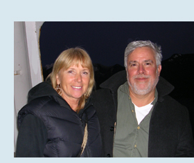 Photo of Steve & Mary Ann